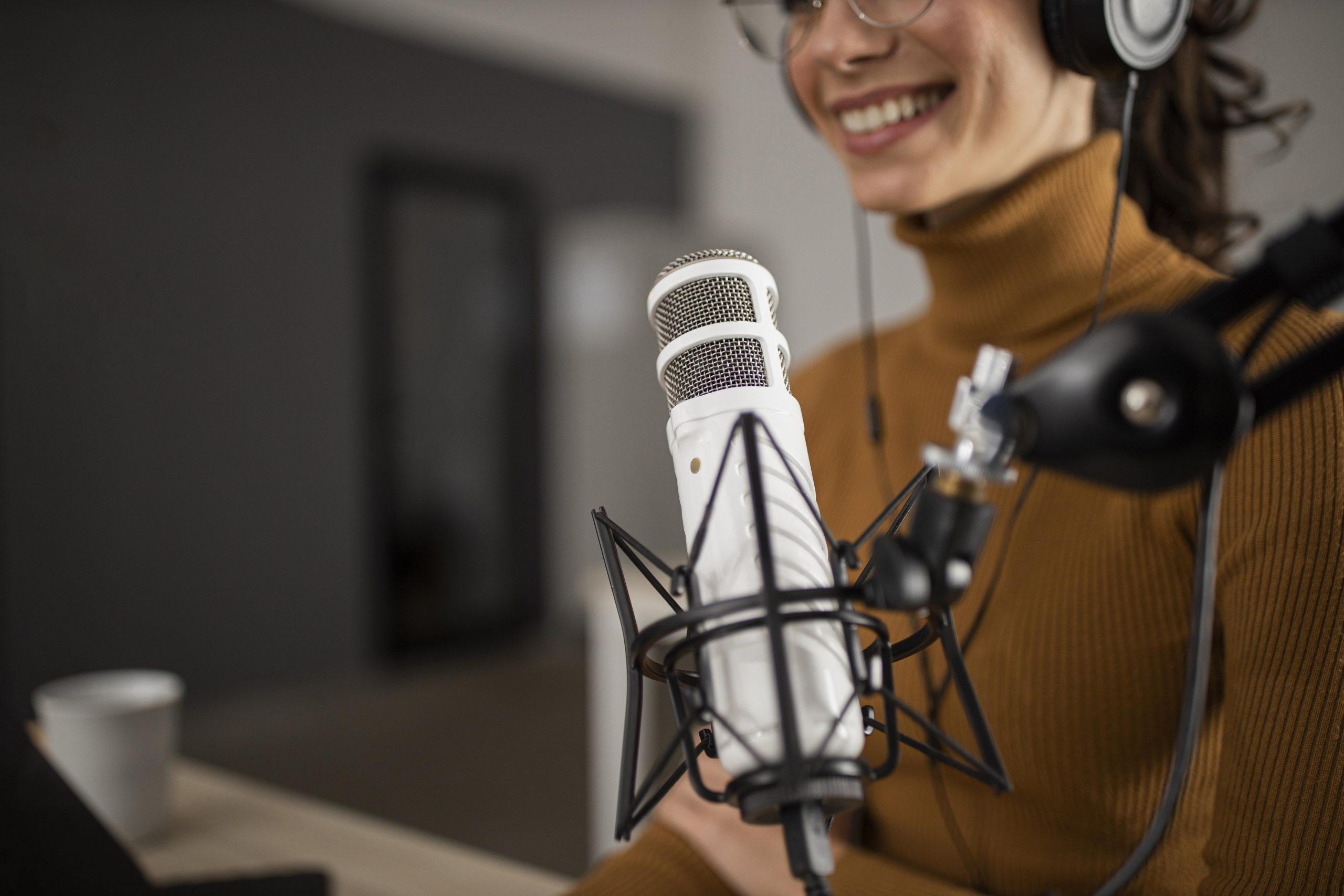 Der Podcast als Kommunikationskanal